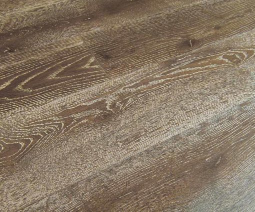 Parquet rovere Decapato Brown Made in Italy 01