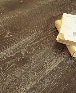 Parquet rovere Decapato Brown Made in Italy 03