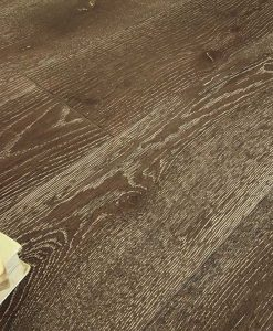 Parquet rovere Decapato Brown Made in Italy 05