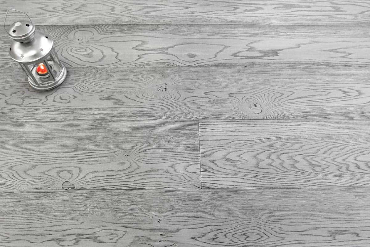 Parquet rovere decapato cenere maxiplancia italia fsc for Parquet grigio chiaro