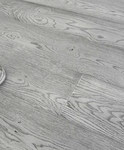 Parquet Rovere Decapato Cenere Made in Italy 05