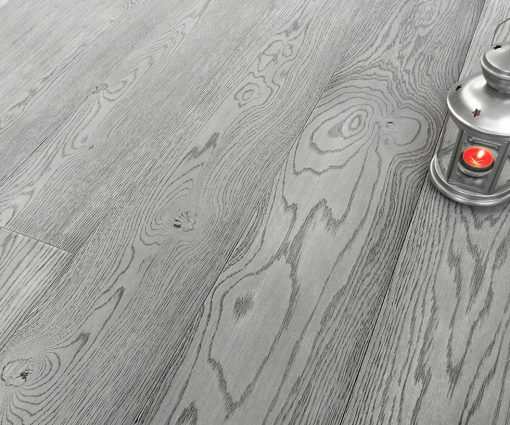 Parquet Rovere Decapato Cenere Made in Italy 06