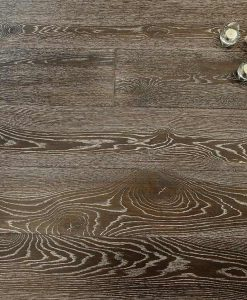 Parquet rovere Decapato Brown Country Made in Italy 01