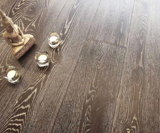 Parquet rovere Decapato Brown Country Made in Italy 04
