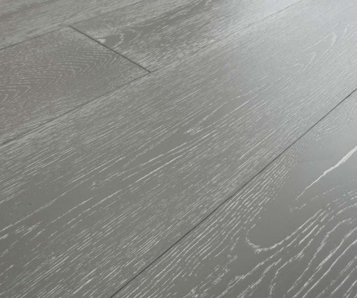 Parquet Rovere Decapato Light Grey Made in Italy 01