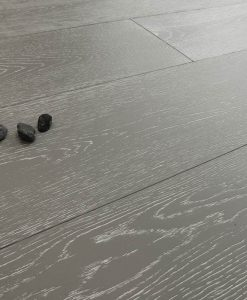 Parquet Rovere Decapato Light Grey Made in Italy 05