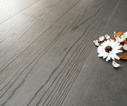 Parquet rovere Madreperlato Antrax 100% Made in Italy 01