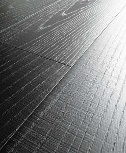 Parquet Rovere Nero Carbon (Nero Assoluto con Taglio Sega) 003