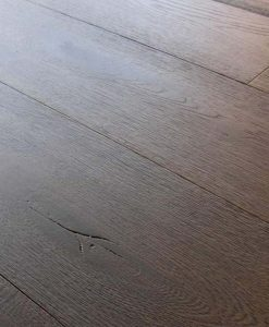 Parquet rovere Nero Otello 100% Made in Italy 05