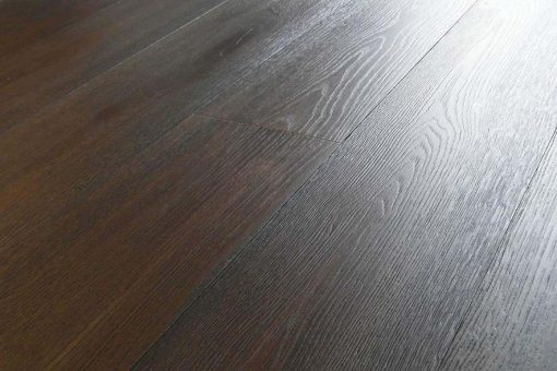 Parquet rovere Nero Otello 100% Made in Italy 01