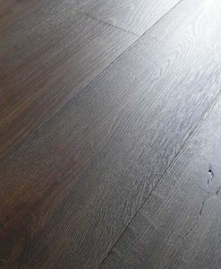 Parquet rovere Nero Otello 100% Made in Italy 02