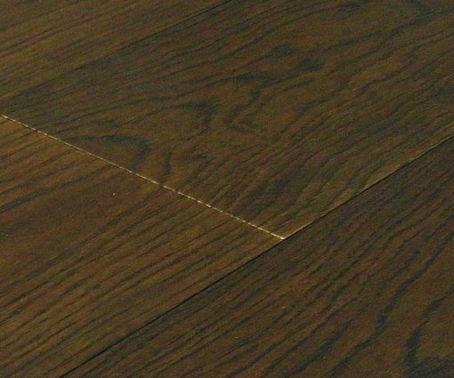 Parquet rovere noce scuro Made in Italy 1