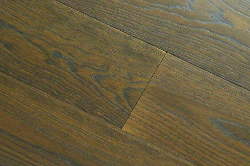 Parquet rovere noce scuro Made in Italy 2