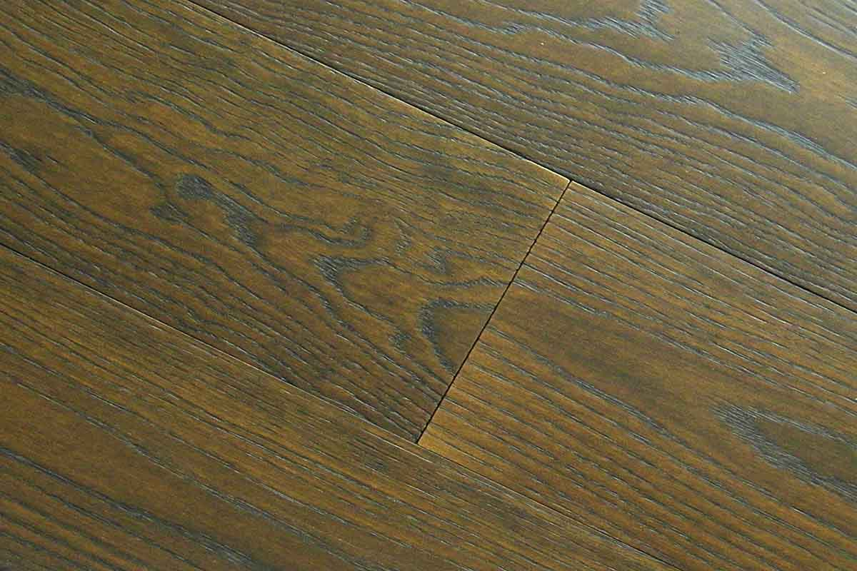 Parquet rovere noce scuro maxiplancia fsc made in italy for Armony floor