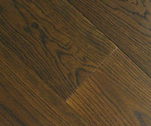 Parquet rovere noce scuro Made in Italy 3