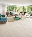 Parquet rovere sbiancato neve CD 5