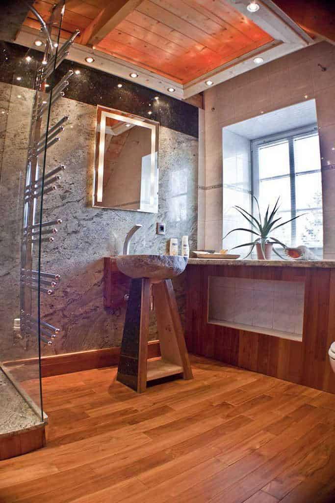 Parquet teak pavimento legno prefinito 2 strati for Parquet armony floor