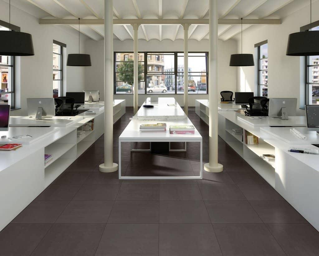 Gres porcellanato effetto resina pavimento architecture for Pavimento gres