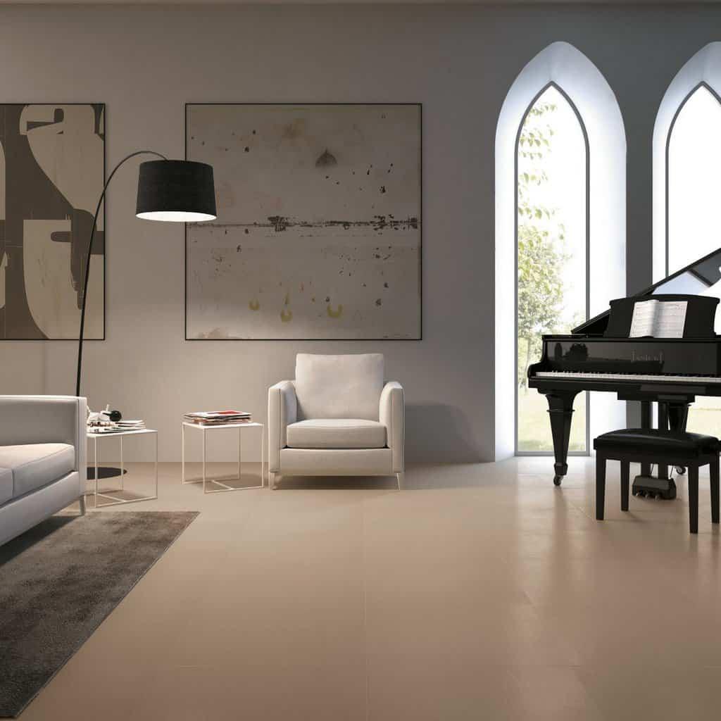 Gres porcellanato effetto resina pavimento architecture - Costo piastrelle gres porcellanato ...