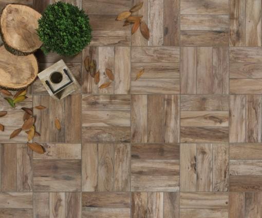 Gres per esterni effetto legno decking gres porcellanato for Battiscopa in legno bricoman