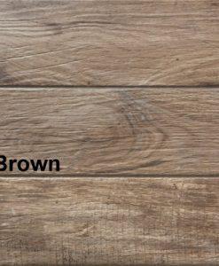 Pavimento gres porcellanato Decking | Brown