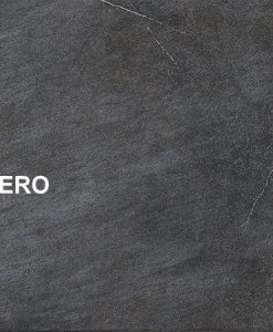 Pavimento gres porcellanato Meteor | Nero