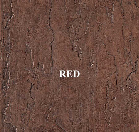 Pavimento Gres Porcellanato Natural Slate | Red