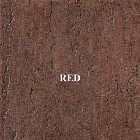 Pavimento Gres Porcellanato Natural Slate | Red