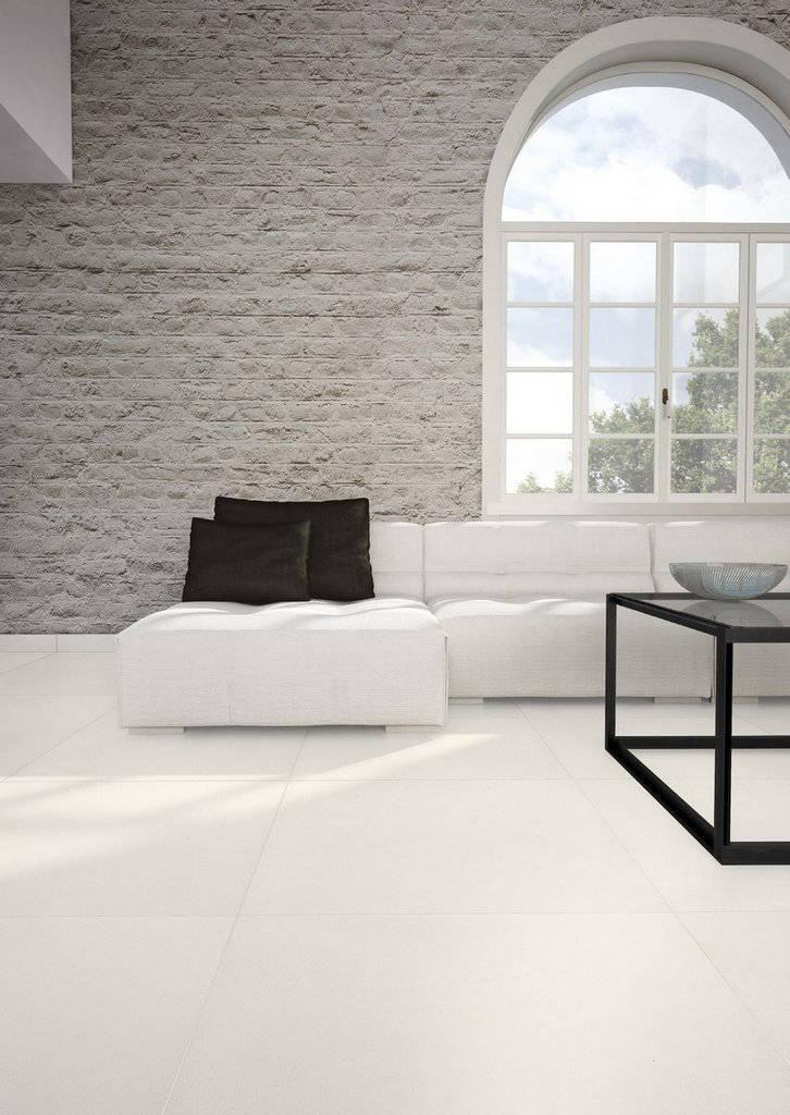 Gres porcellanato finto cemento piastrelle spazio for Gres parquet