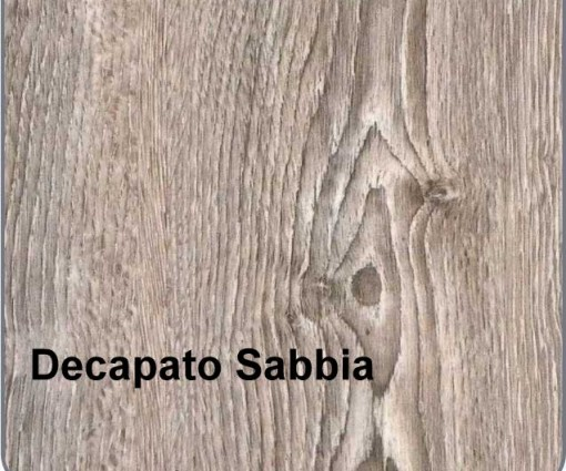 Pavimento PVC da 5mm | Decapato Sabbia