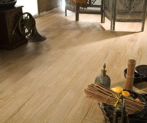 Prefinished Prime Oak Flooring Pickled First Class Floor
