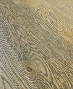 Pickled tea oak flooring Made in Italy