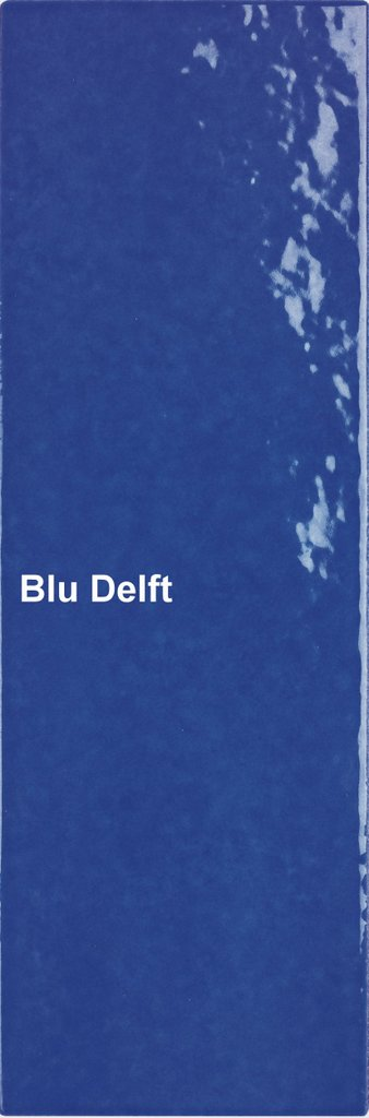 Rivestimento ceramica Soleil   Blu Delft