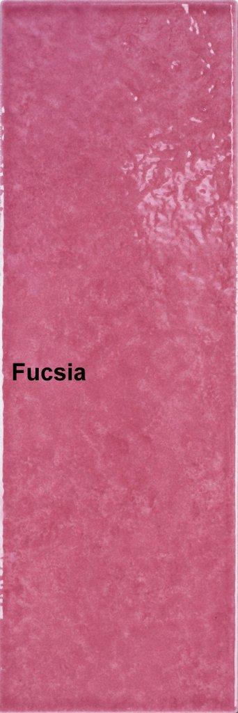 Rivestimento ceramica Soleil   Fucsia
