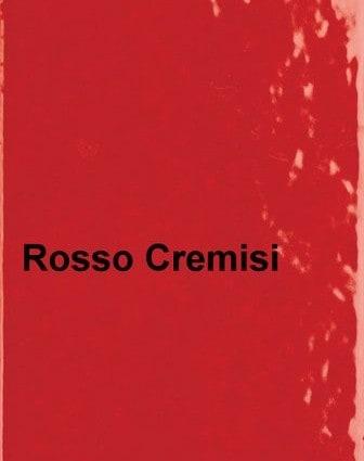 Rivestimento ceramica Soleil | Rosso Cremisi