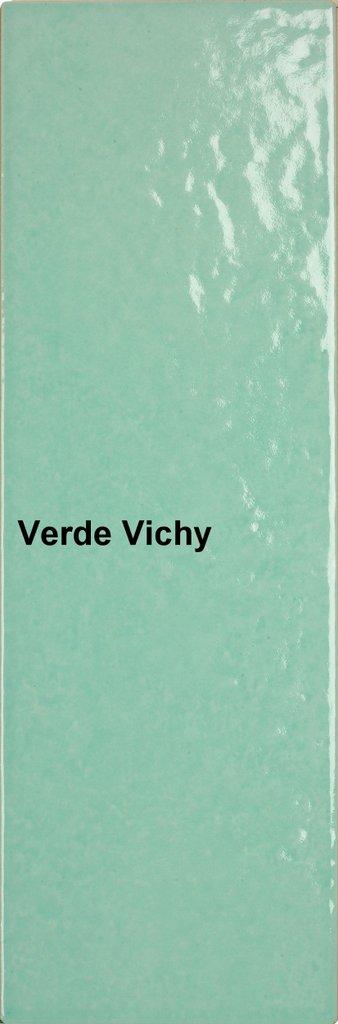 Rivestimento ceramica Soleil   Verde Vichy