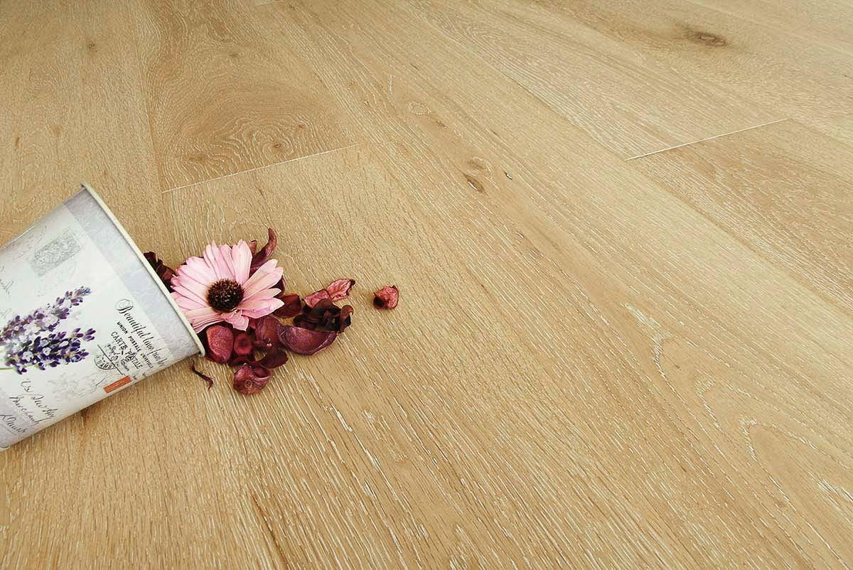 Parquet rovere spazzolato prefinito decapato linea natura for Parquet armony floor
