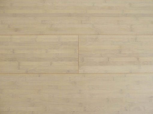 Bamboo flooring Horizontal Bleached Thermo - Sawn Marked 03