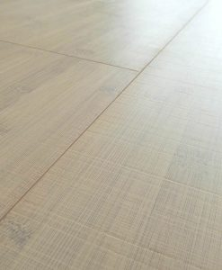 Bamboo flooring Horizontal Bleached Thermo - Sawn Marked 04