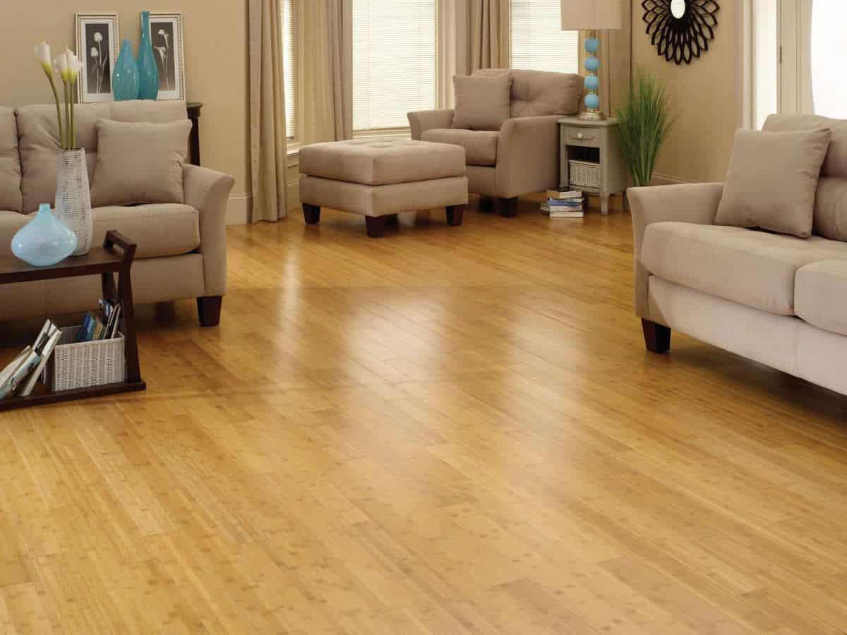 Bamboo Flooring Horizontal Carbonized 002 Pickled