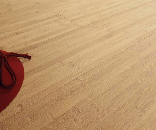 Engineered Bamboo Flooring Horizontal Thermo Light Italy