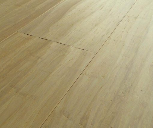 2 Ply Strand Woven Wood Flooring Natural Wide Plank Italian