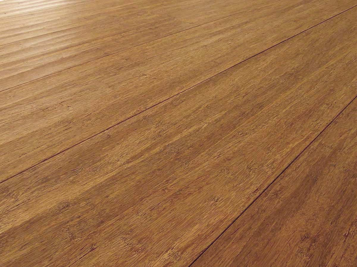 Engineered Wood Flooring Strand Woven Thermo Wide Plank