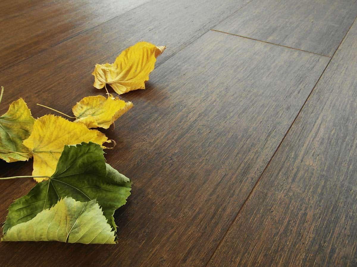 Engineered Wood Flooring Strand Bamboo Teak Wide Plank