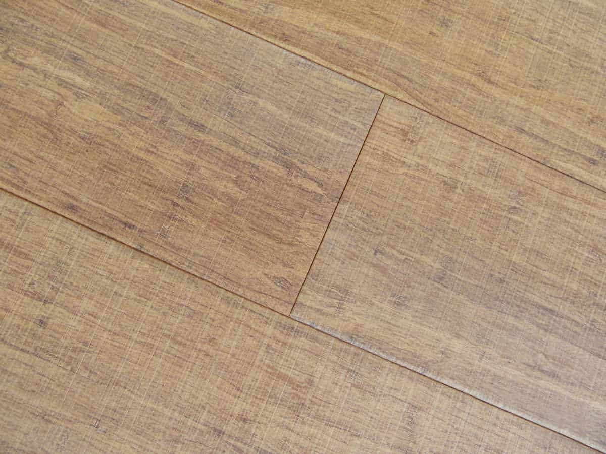 Engineered Strand Flooring Bleached Thermo Made In Italy